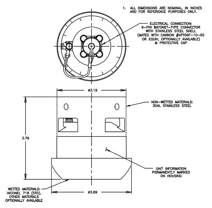 Hammer Union Pressure Transmitter - Model 511 : Quote, RFQ