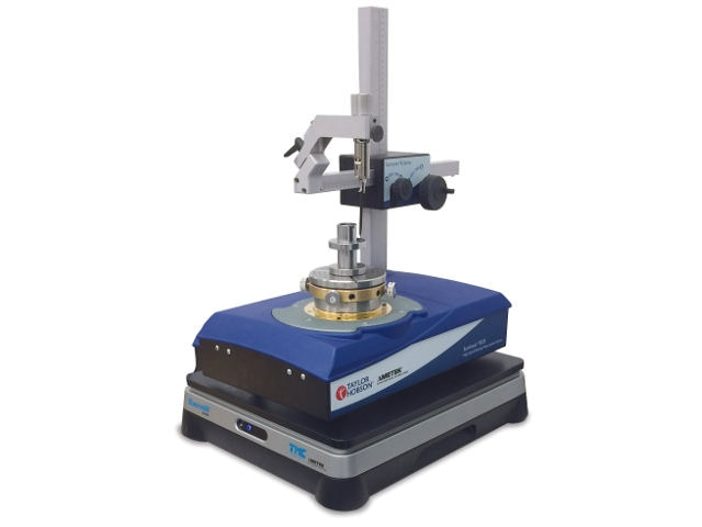 TMC Everstill™ K-400 benchtop in use with a Taylor Hobson bearing measurement system