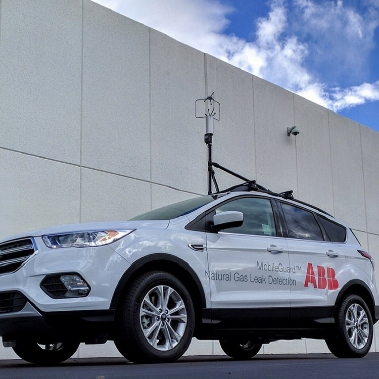 ABB Ability Mobile Gas Leak Detection System
