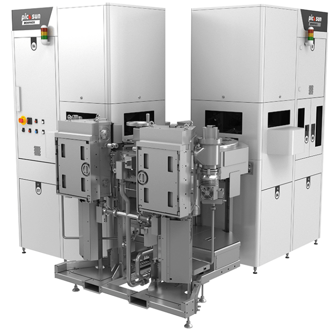 ALD System for the Wafer Industry