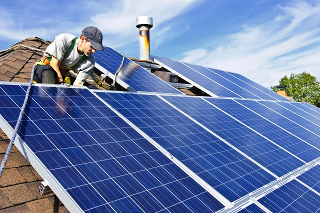 Graphene And Silicon Work Together For Solar Applications