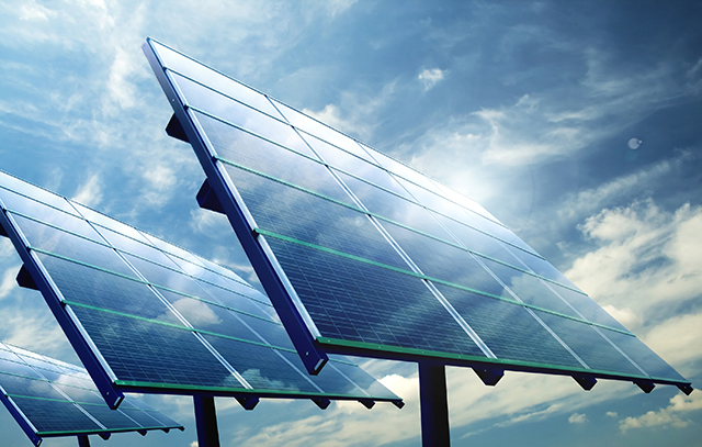 With developments in solar panel technology, this renewable energy could become part of everday life.