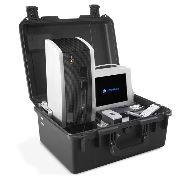 The new Q5800 fluid analysis system from Spectro Scientific Image credit: Spectro Scientific