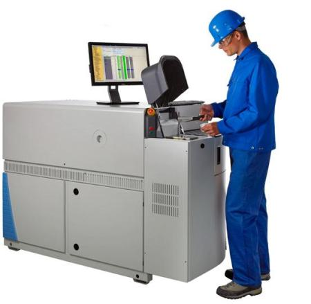 The Thermo Scientific™ ARL iSpark™ Series metals analyzer.