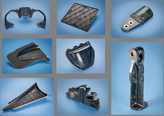Compression Molded Composites Processes Benefits And