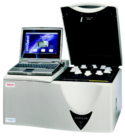 ARLTM QUANT'X EDXRF Spectrometer by Thermo Scientific.