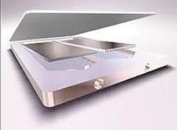 Flat plate cooler