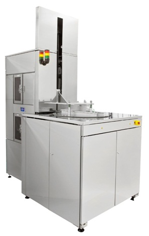 PICOSUN™ P-1000 batch ALD tool for ultra-high volume production for wafers up to 450 mm, large glass/metal sheets, and large batches of 3D objects.