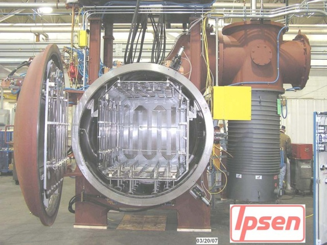 New aluminum brazing furnace (Ipsen R&D)