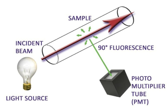 Direct method relies on how much energy was fluoresced Interferences.