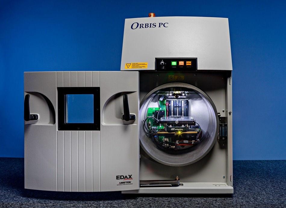 The Orbis PC Micro-XRF system