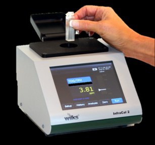 InfraCal 2 oil in water analyzer