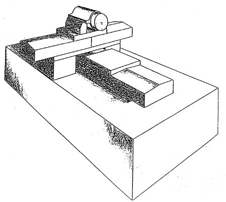 General design of the lathe