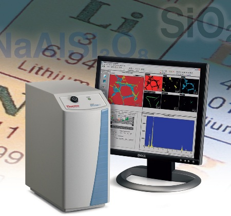 The Thermo Scientific™ NORAN™ System 7 X-ray microanalysis system