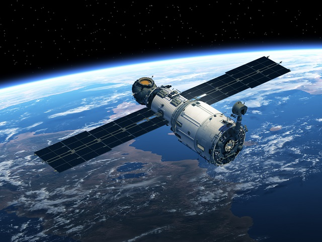 The Materials Used in Artificial Satellites and Space Structures