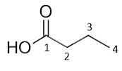 Compound 3 – butyric acid