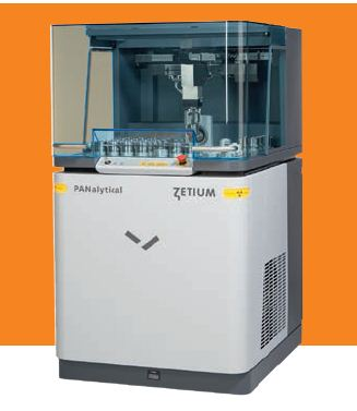 The Zetium wavelength dispersive XRF spectrometer