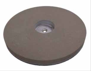 Highly durable grinding wheel for initial grinding (alumina).
