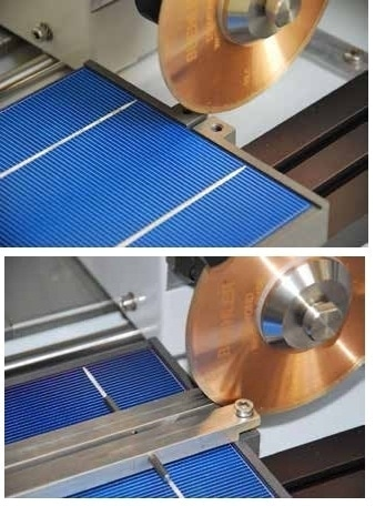 Buehler solar cell holder for IsoMet® 4000 and 5000 Linear Precision Saws