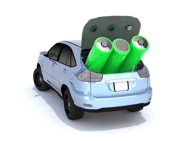 Used Car Batteries >> Materials Used In Electric Car Batteries