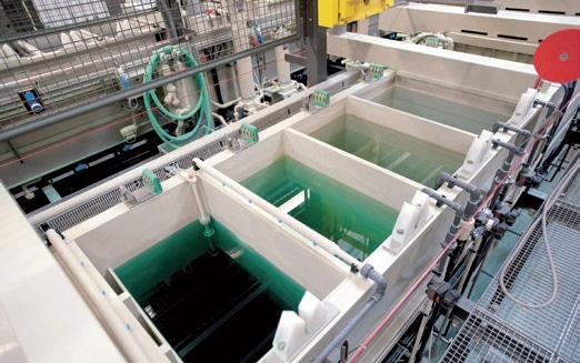 Monitoring Nickel-Plating Baths in Surface Engineering