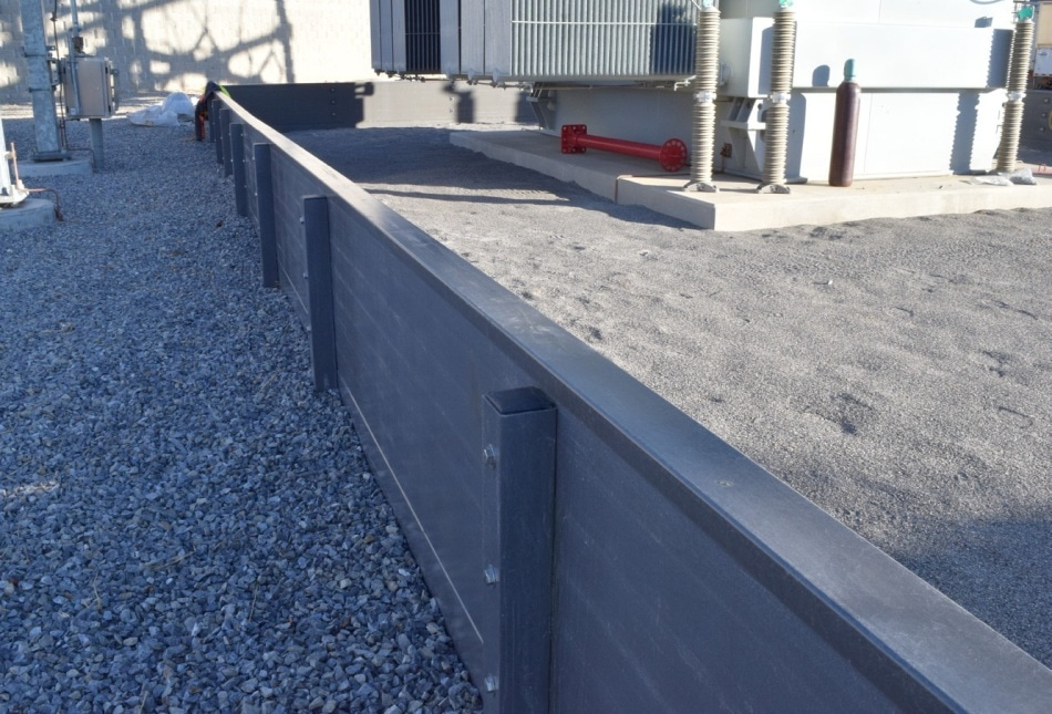 Concrete Containment Systems : Can composites continue to be a game changer for utilities