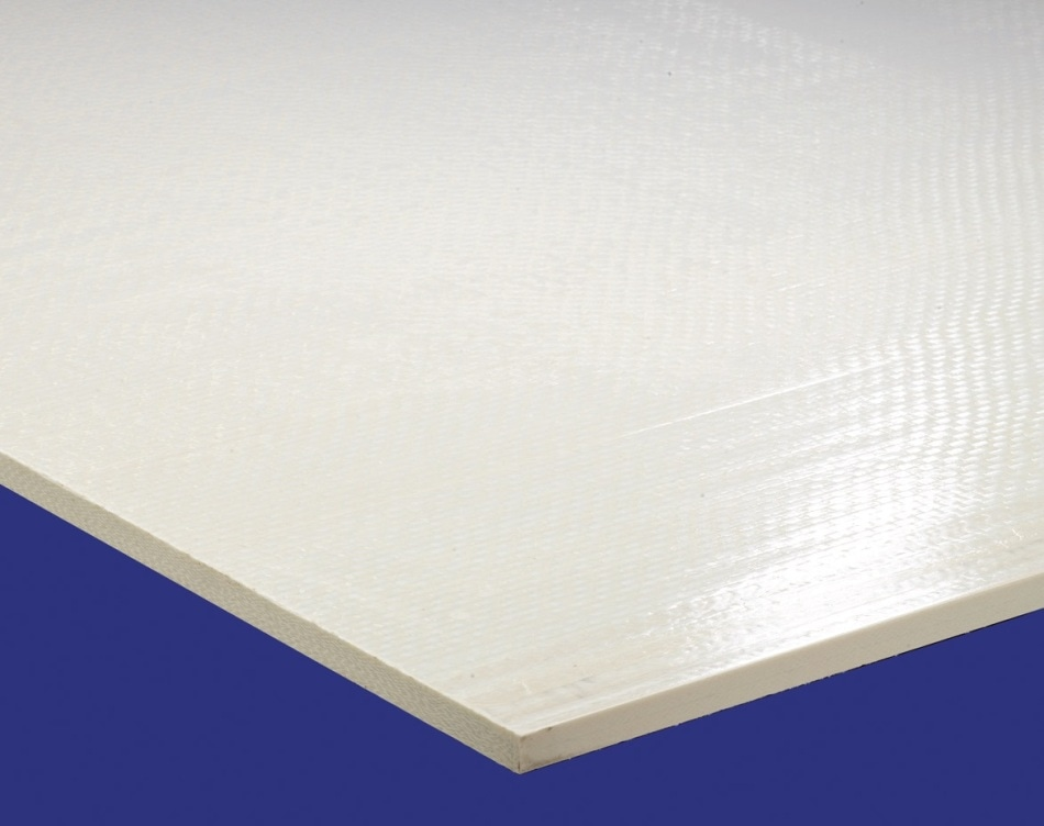 Fiberglass Absorption Panel : Panels designed for ballistics resistance with strongwell