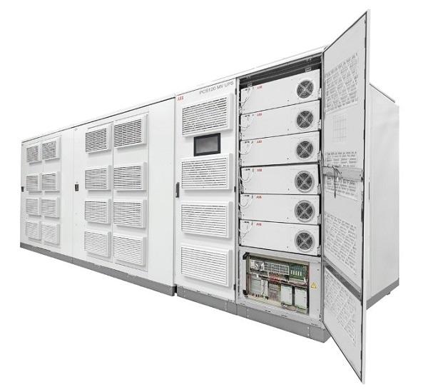 The New Higher Reliable PCS 120 Medium Voltage UPS