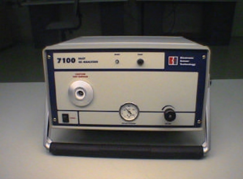 The 7100 Vapor Analysis System