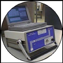 Benchtop Model 7100 GC/SAW Vapor Analyzer