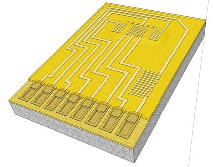 MFS 05 Microflowsens component