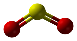 SO2 Molecule