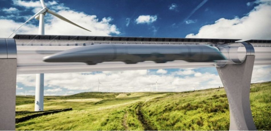 SpaceX Hyperloop Competition.