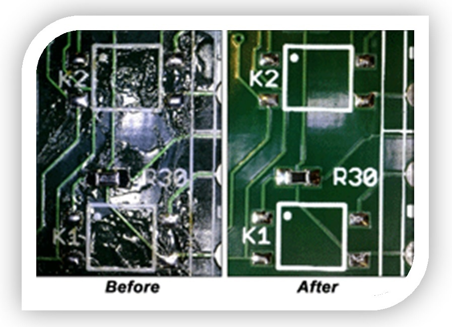 Overcoming the Potential Failures of Electronic PCB Assemblies