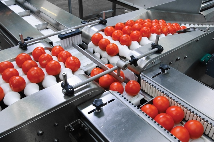 food and beverage industry power protection