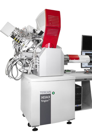 The XEIA3 FIB-SEM from Tescan