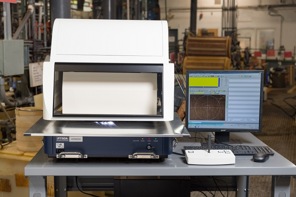Measuring Electroless Nickel Plating with XRF