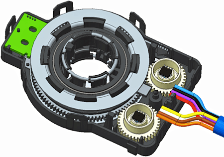 Inside the Magnetorque Plus Sensor