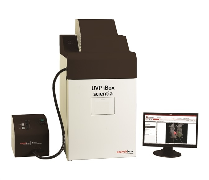 iBox Scientia small animal imaging system