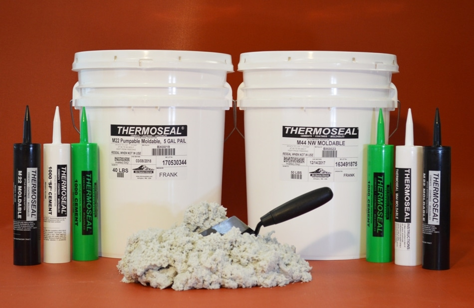 The Role of Refractory Moldables and Cement in the Aluminum Industry