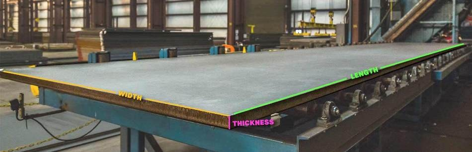 Buying Steel Plate in Bulk — Four Steps You Should Follow