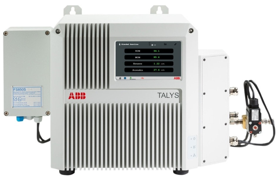 ABB process FT-NIR analyzer TALYS ASP400-Ex.