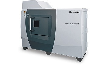 Using an FPD HR X-Ray CT System for the Observation of Automotive