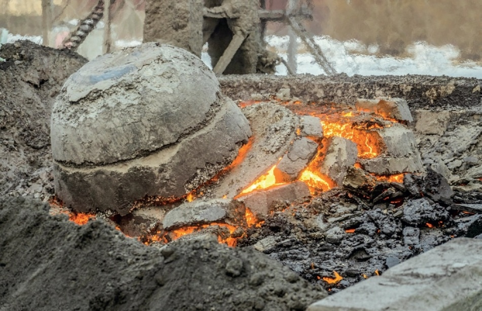 Using an EDXRF Spectrometer to Analyze Metallurgical Slags