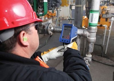 XRF technology enables fast, convenient PMI measurements of pipes and other components.
