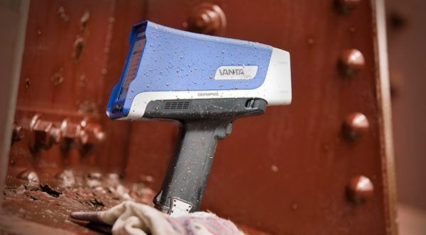 The Vanta XRF analyser is designed for harsh industrial conditions.