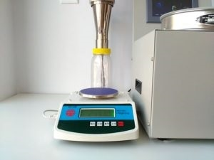 Particle Size Meter