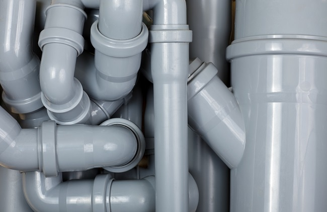 Polyoxymethylene has excellent abrasion resistance which is why it is used in plumbing fittings. Image Credit: ShutterStock/ DmitryNaumov