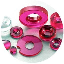 Ruby Sapphire Advanced Ceramic And Tungsten Carbide