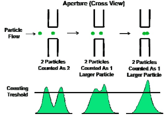 The Coulter Principle for Particle Size Analysis